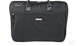 "Samsung 15.6"" Laptop Bag - Black Breif case style, does"