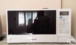 Used microwave in good condition for sale. The Good