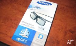 New in box Samsung SSG-5100GB 3D TV Glasses These suit