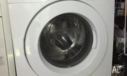 We are moving and up for sale is our washing machine -