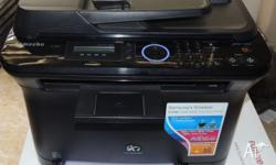 Samsung Colour Laser Multi-Function CLX-3175FN 5 year