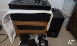Samsung Digital Home Entertainment System - CD/DVD