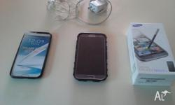 Samsung Galaxy Note 2 -4G-N7105 up for sale due to new