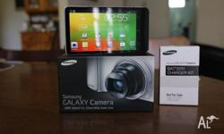 Samsung Galaxy Smart Camera for Sale. See below for