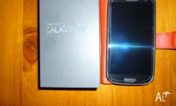 Samsung Galaxy S3 as new unmarked 16GB comes with all