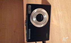 Samsung L100 digital camera. 8.2 megapixels. Immaculate