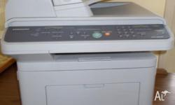 SAMSUNG LASER PRINTER MODEL SCX -4521F THIS IS IN NEAR