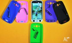Samsung Galaxy S3 Silicone case + stylus pen Available
