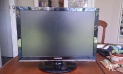 Selling a Samsung SyncMaster 2253LW monitor as I am