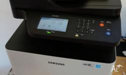 I'm Selling my Samsung Wireless A4 Colour Laser Printer
