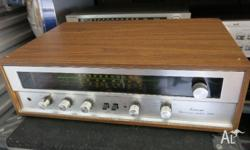 Sansui 210S Vintage Tuner Receiver Stereo Amplifier