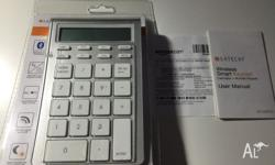 � Calculator and keypad modes � Works with