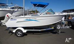 NEW SUPER DELUXE RUNABOUT BUILT TOUGH WITH 3MM HULL &
