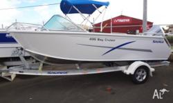 POPULAR SAVAGE RUNABOUT WITH THE ADDED STRENGTH OF