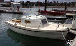 If you are looking for a solid, secure boat that takes