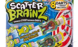 Unwanted gift - Scatter Brainz. Kids will have hours of