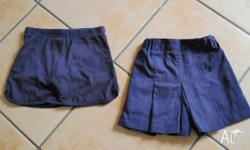 Size 4, School skorts ( Target and School Zone brand )