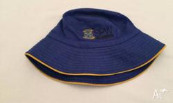 St Peter's Woodlands (SPW) sun hat would suite lower