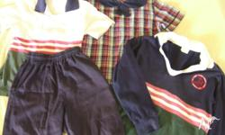Assorted pieces / sizes of Holy Family and School