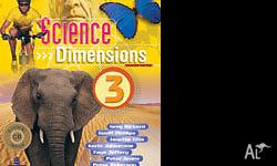 Brand new science textbooks for years 7 - 10. Laminated