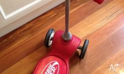 Radio Flyer - My First Scooter - Red Excellent