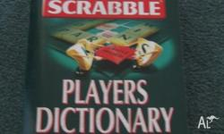 Scrabble Players Dictionary - 3rd Edition - ISBN