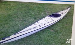 As New Seaward Cosma Tx Lightweight Sea kayak, In A1
