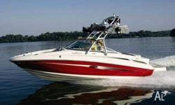 SEA RAY 220 Sundeck, 2011, Bowrider, SEA RAY designers