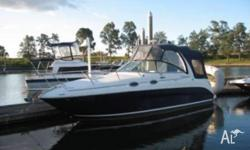 SEA RAY 275 SUNDANCER, 2004, Cruiser, SEA RAY 275