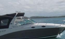 Sea Ray 275 Sundancer, 2007, Cruiser, REDUCED TO SELL!,