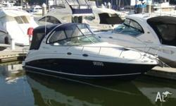 Sea Ray 315 Sundancer, 2005, Cruiser, REDUCED FOR QUICK