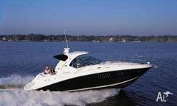 SEA RAY 390 Sundancer, 2011, Cruiser, This exciting 390