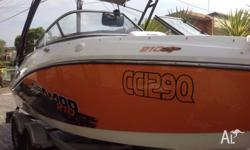 2012 seadoo sp 210 boat with twin 1.5 ltr fuel injected
