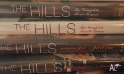Complete series of the Hills. One disc missing out of