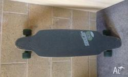 I have my Sector 9 longboard for sale, since i have had