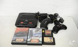 Up for sale is an awesome vintage Sega Mega Drive II