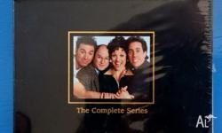 Seinfeld - The Complete Set with coffe table book.