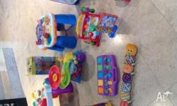 Kids Toys for sale: Tomy Stack, Pop 'n' Tumble - $13