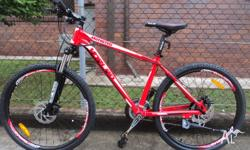 Sell new VORLAD high quality ALLOY mountain bike/100%