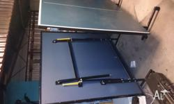I'm selling a used Table Tennis table. It's in great