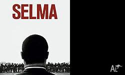 SELMA in season movie cinema tickets - Admit 2 Pick up