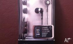 SENNHEISER MM70i Earphones Specifications