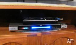 Personal Video Recorder (PVR) + DVD Player + Video