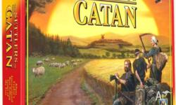 Selling my Settlers of Catan board game because I'm