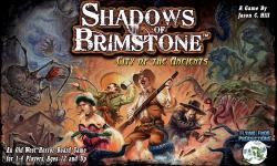 brand new sealed Shadows of Brimstone: City of the