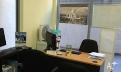 Shared office for Lease in Parramatta Area · Only 5