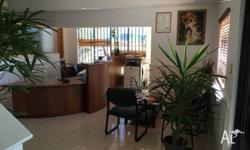 -2 Furnished office rooms to suit small