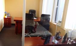 We are a small business subletting office space in a