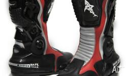 Shark Leathers Introduces to you our new Race Boot the