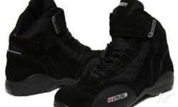Leather/Ballistic nylon construction Internal Pro Ankle